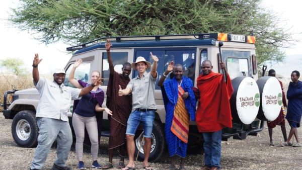 Nederlandse contact personen, altijd ter plekke tijdens je Tanzania Safari